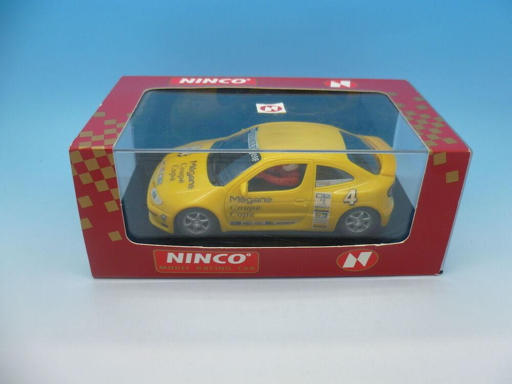 Ninco Renault Megane, Copa No4, Ref 50147