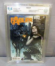FABLES #1 (Alex Maleev Variant Cover) CBCS 9.6 NM+ Vertigo Comics 2002