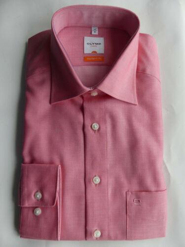 versch Neu mit Etikett Gr Farben Original Olymp modern fit Hemd 41