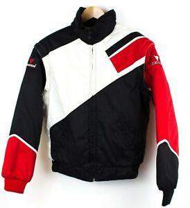 Dainese-Hommes-Coupe-Vent-Impermeable-Veste-Moto-Manteau-Taille-46-Lz370