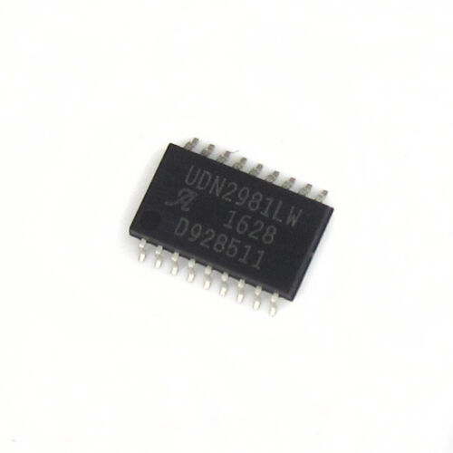 2//5PCS UDN2981LW ALLEGRO SOURCE DRIVER 8CHAN 18SOIC integrated circuit