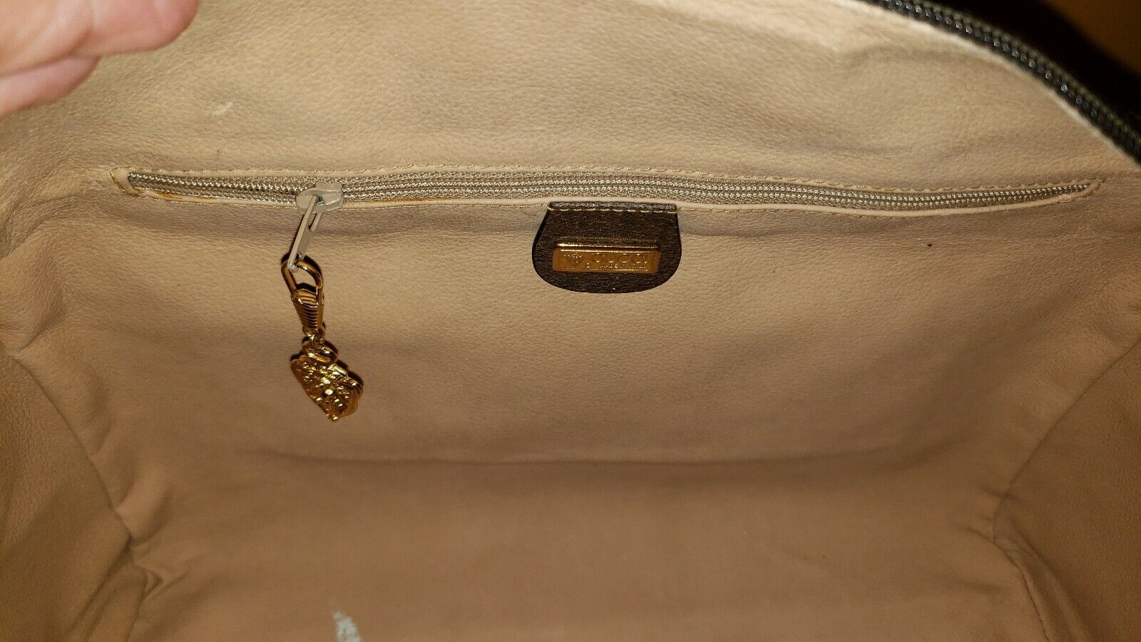 Vintage Gucci GG Monogram Boston Brown Speedy Bag… - image 10
