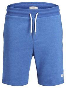 Jack /& Jones Originals Sweat Shorts Jachouston Mens Classic Summer Slim Fit Pant