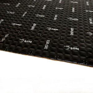 1,05m² Alubutyl Dämmmatte selbstklebend Anti Dröhn Matte Fahrzeug Dämmung 4mm