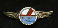 PIEDMONT AIRLINES GOLD WING LOGO HAT PIN UP PILOT FLIGHT CREW RAMP GIFT WOW