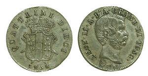 pci0380-FIRENZE-Leopoldo-II-di-Lorena-10-Quattrini-1858