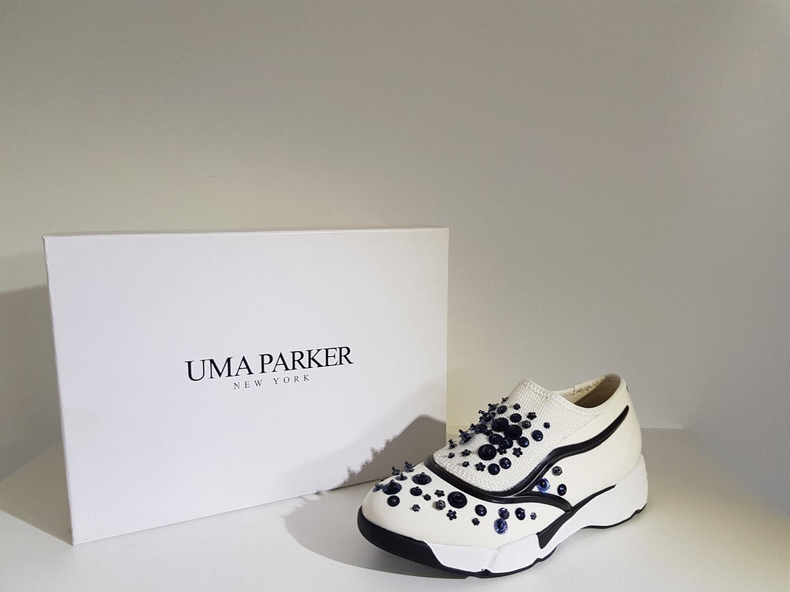 Sneakers Donna Uma Parker Art.1688-7-708-10 .Sconto -65  Art.1688-7-708-10 Parker Col.Bianco-Nero 52ec4f