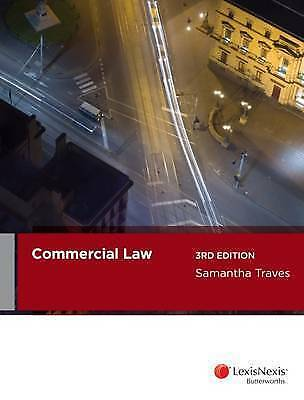Commercial Law by Samantha J. Traves (Paperback, 2012)