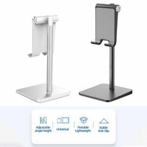 Adjustable Mobile Cell Phone Tablet Stand Desktop Holder Mount for iPad iPhone
