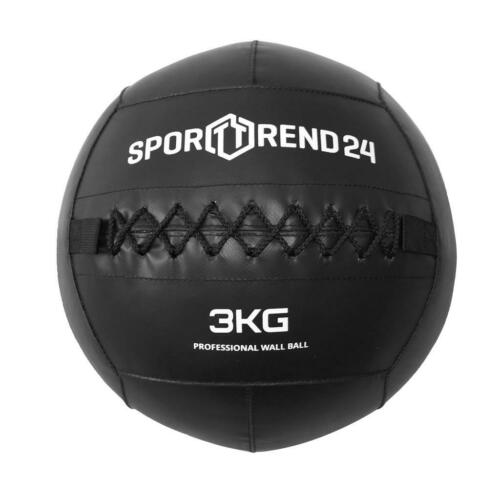 Gewichtsball Trainingsball Crossfit Fitness Stationstraining Wall Ball 3-12kg