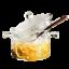 縮圖 1 - Open fire direct fired glass soup pot steamer boiling pot special pot for electr