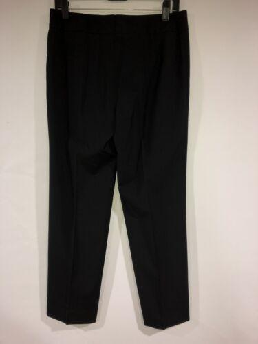 di lana Pantaloni eleganti nera Escada Sz lavoro 38 elegante REFqn