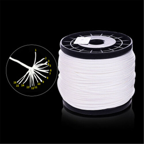 100M Super Strong PE Multifilament Braided Fishing Line 16 Strands Cord