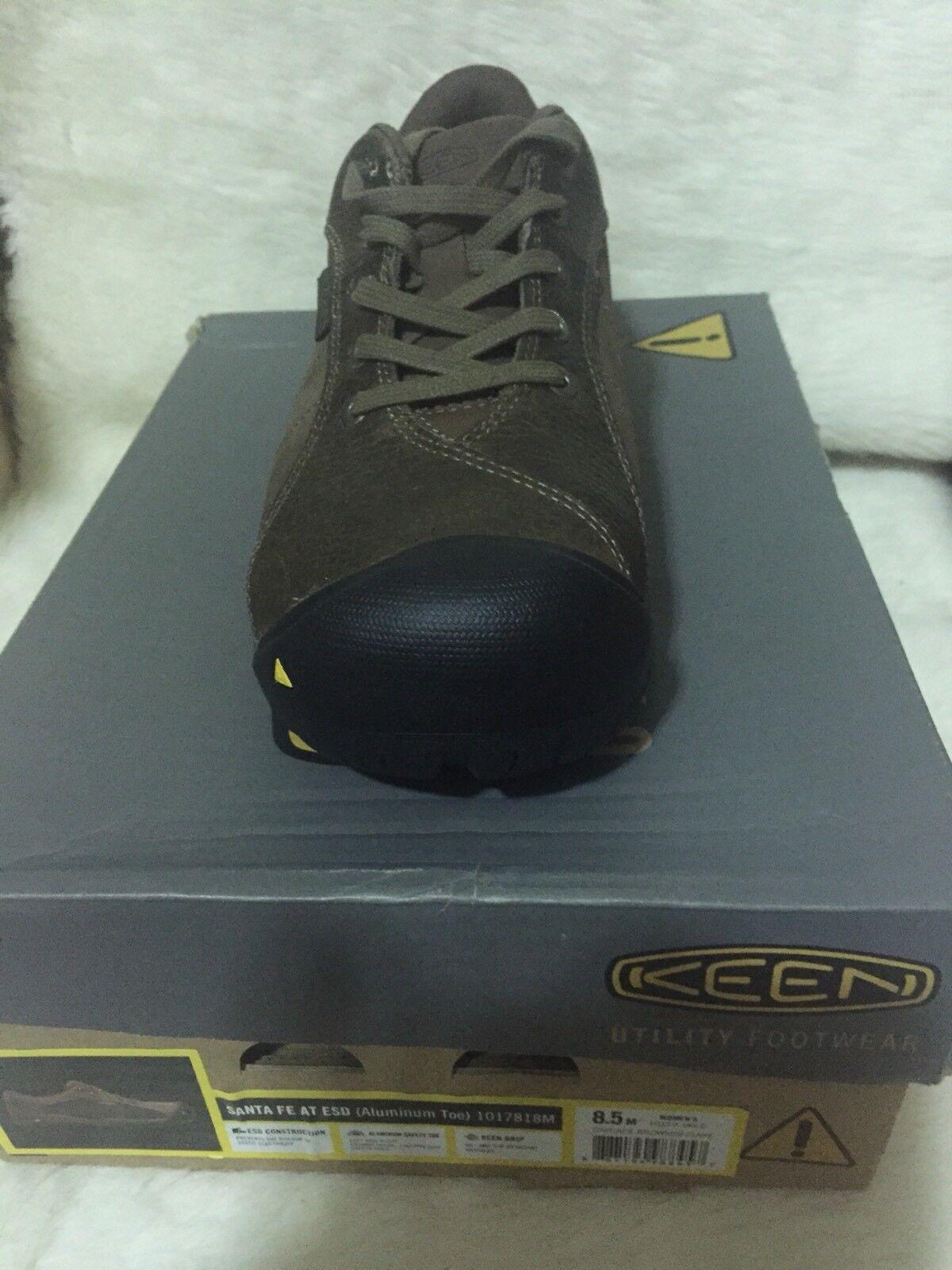 Keen Womens Santa Fe ESD Aluminium Toe Size8.5