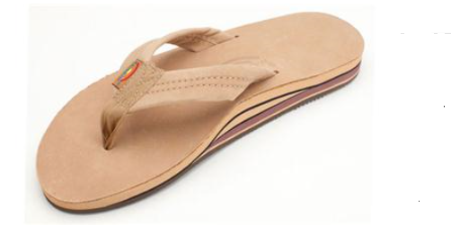 rainbow sandals sizes