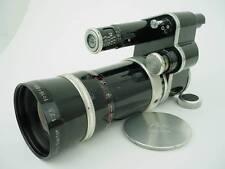 Vario-Switar 18-86mm f/2.5 EE Kern Zoom Lens for C-Mount Bolex H-16 Reflex