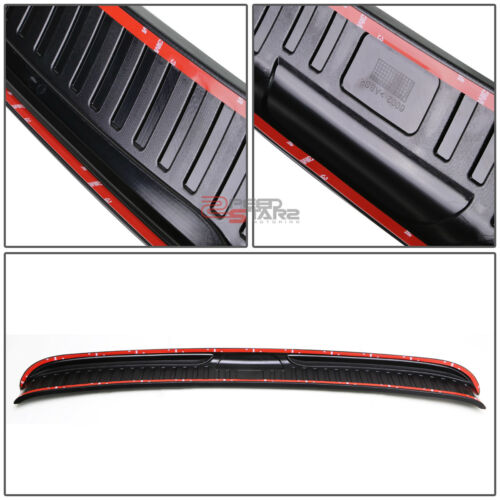 FOR 12-16 HONDA CRV RM TRUNK SILL SCUFF PLATE REAR BUMPER PROTECTOR GUARD COVER