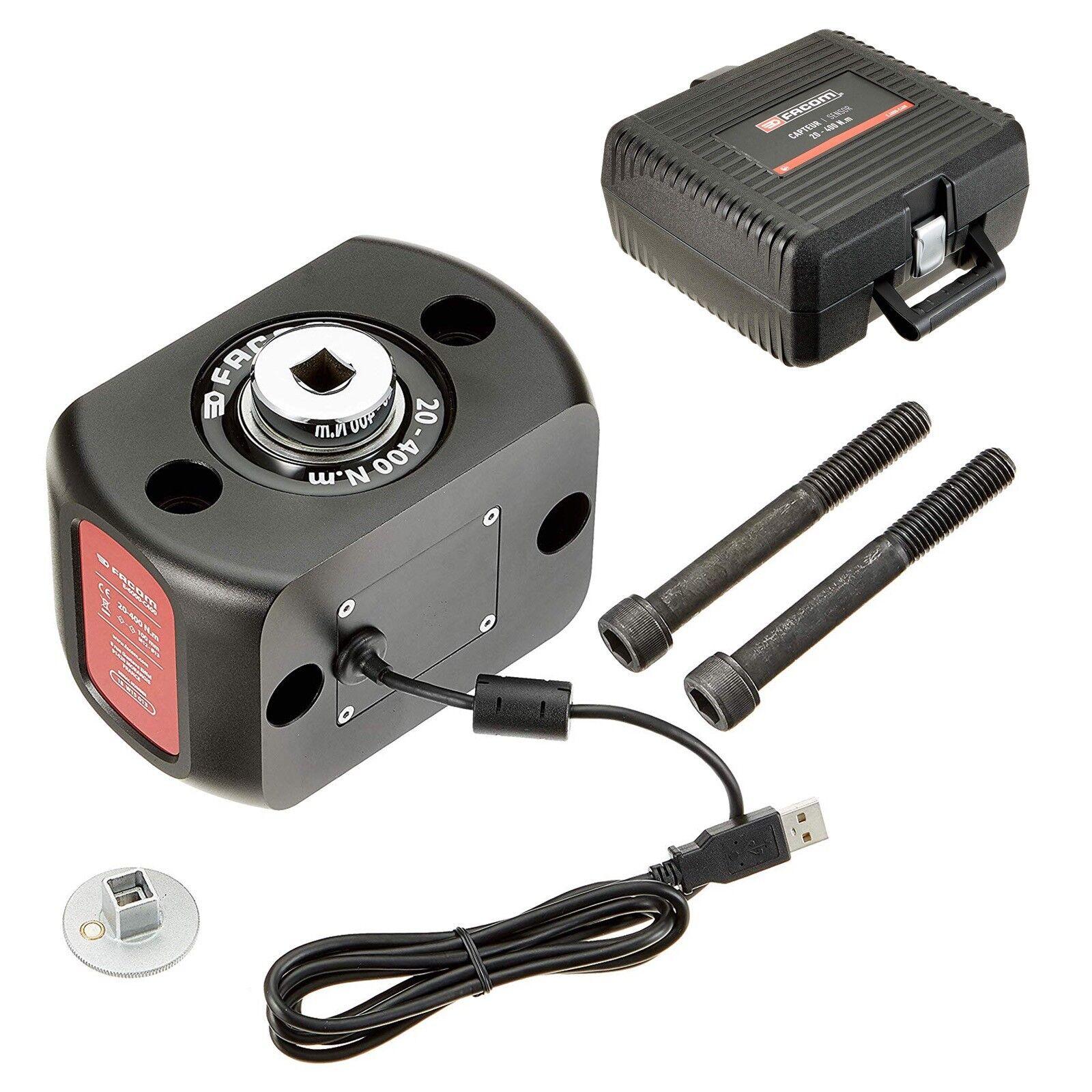 Facom e.6000-c400 DREHMOMENT Sensor Kalibrier des Drehmoments 20 – 400 Nm