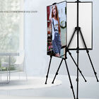 Adjustable Height Poster Stand Poster Display and POP Poster Display Easel