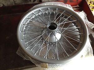 Image Is Loading Tudor Wheels Clic Morgan Wheel Restoration Aero 3