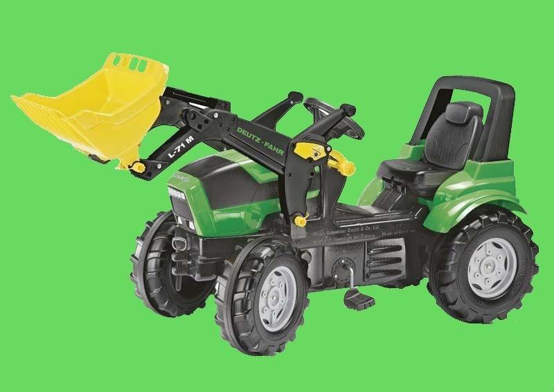 Rolly toys 710034 rollyFarmTrac Premium Premium Premium Deutz Agrotron 7250 TTV mit Lader 553ff2