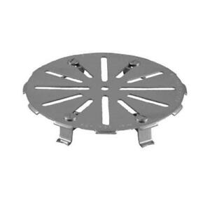 Image Is Loading Floor Drain Strainer  Round Adjustable Stainless Steel Commercial