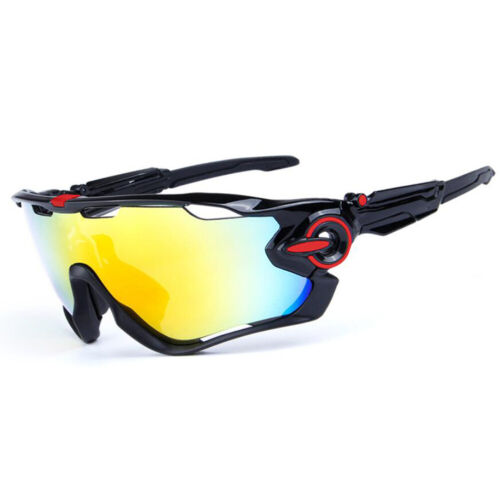 Cycling Polarized Glasses Ride Men Ladies Outdoor Sunglasses Goggles 5 Lenses