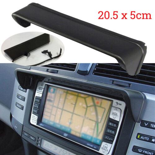Universal Anti-Glare In Dash Car Radio GPS Screen Monitor Sun Shade Visor Size M