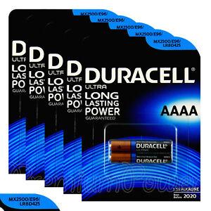 10x-Duracell-AAAA-Pilas-Alcalinas-1-5V-MX2500-E96-LR8D425-MN2500-Jabra-Pack-2