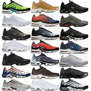 buy online a8747 e7a8a Image is loading NIKE-AIR-MAX-PLUS-Tn-Tuned-Air-MEN-