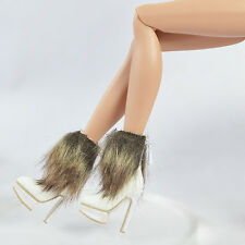 High doll shoes for 12 Fashion Royalty Tropicalia Infusion Jem Holograms Monster