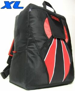 Skydiver-Syndrome-Gear-Bag-Parachute-Rig-Skydiving-Container-Backpack-Red-S18