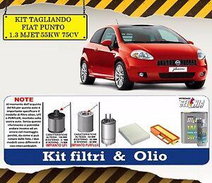 Risolto - Grande Punto 1.3 Multijet - Consiglio olio ...