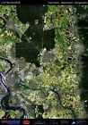 Landschaften aus dem Weltraum Mannheim-Viernheim-Bergstraße Luftbildkarte 1:25.000 (2007, CD)