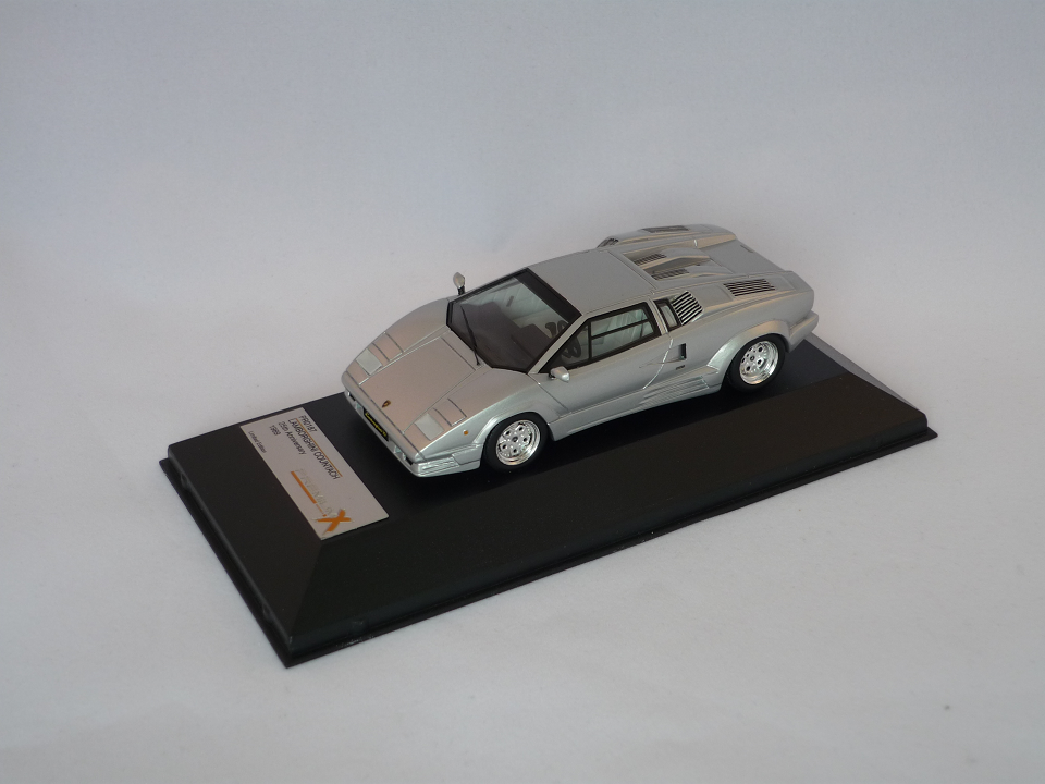 Lamborghini Countach Anniversaire miniature 1 43