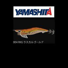 Yamashita EGI OH K HF #3.0-B04/RKG (Gold Tape) Warm Jacket (Basic) Squid Jig