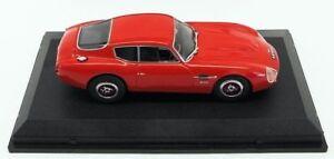 Aston-Martin-DB4GT-Zagato-Rojo-Oxford-Diecast-1-43-modelo-de-coche
