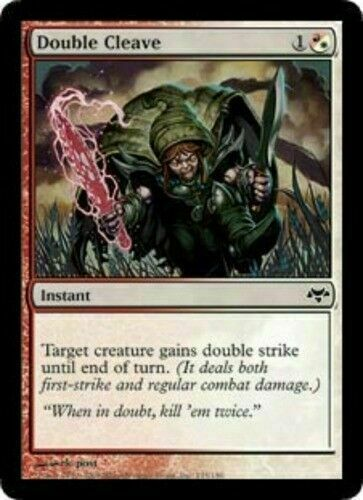 LP mtg 4 Double Cleave Eventide 4x x4
