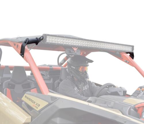 2017+ SuperATV Light Bar Mounting Kit for Can-Am Maverick X3