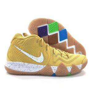 blue and gold kyrie 4