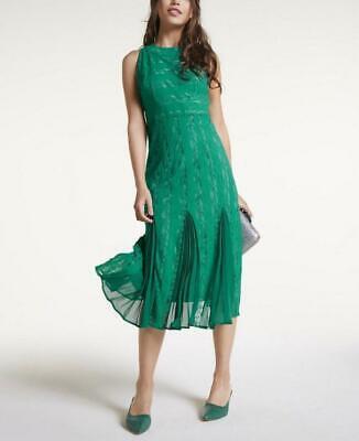 heine damen kleid cocktailkleid elegant abendkleid Ärmellos grÜn gr 38 neu  ebay