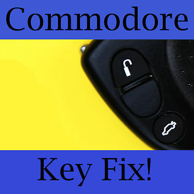 Holden Commodore Key Remote Buttons fix VR /& Lexcen