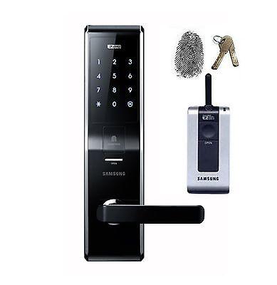 Samsung Ezon Shs H700 Shs 5230 Fingerprint Digital Door