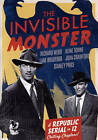 The Invisible Monster (DVD, 2015)