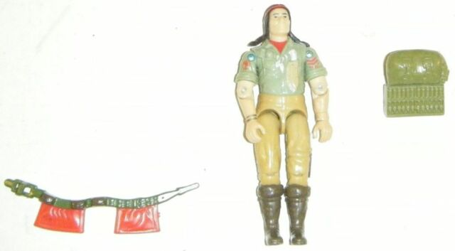 GI Joe 1984 SPIRIT Arrow Cassette Backpack
