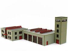 Modellbahn Union N-H00014 - Feuerwehr Gebäude Set 3-teilig - Spur N - NEU