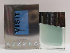 Azzaro Visit by Azzaro For Men 1.7 oz Eau de Toilette Spray New In Box