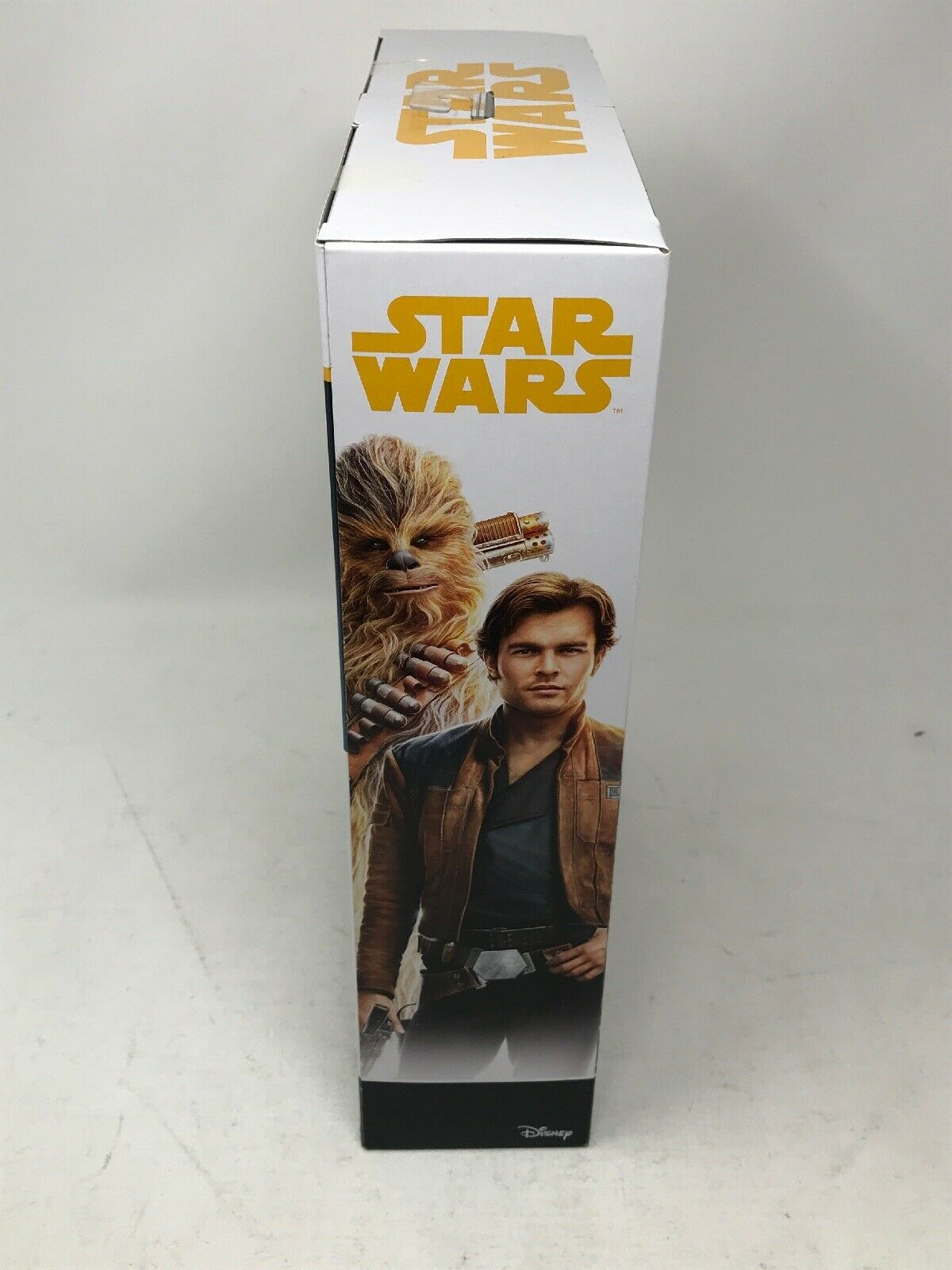 Star Star Star Wars Chewbacca & Han Solo 10  (Toys R Us Exclusive Rare) BRAND NEW SEALED c72078