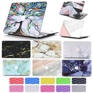 2in1-Marble-Matt-Protective-Hard-Case-Shell-for-MacBook-AIR-13-inch-A1369-A1466