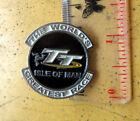 ISLE OF MAN TT CIRCUIT pin badge Rocker Ace Cafe Racer 59 Ton Up AHRMA history